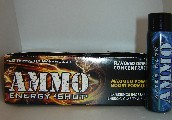 AMMO After Dark Energy Drink Review