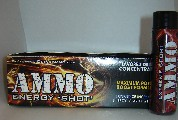 AMMO Extreme Sport Energy Drink