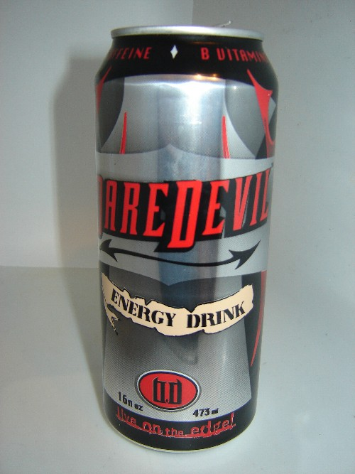 DareDevil Energy Drink Review