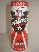 Golazo Energy Drink Review