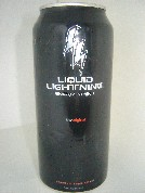 Liquid Lightning Energy Drink Review