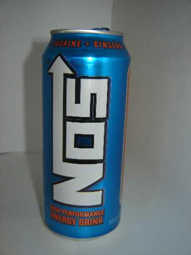 NOS Energy Drink Review