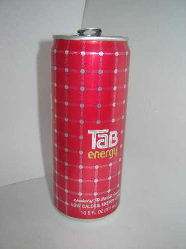 Tab Energy Drink Review